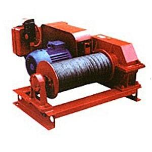 лебедка электрическая тяговая ТЛ-9А-1