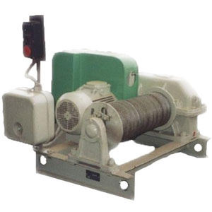 Лебедка электрическая универсальная У-5120
