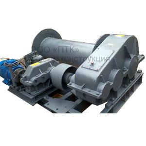 Лебедка электрическая ЛМ-6, ТЭЛ-6