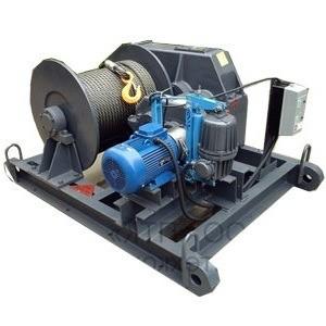 Лебедка электрическая ТЭЛ-5-250