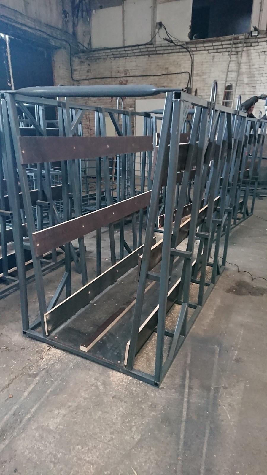 тара строительная металлическая